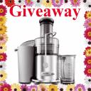 GIVEAWAY – Breville JE98XL Juice Fountain Plus – A $149 Value!
